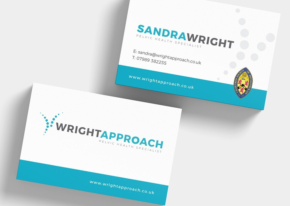 Wright Approach Branding & Business Cards